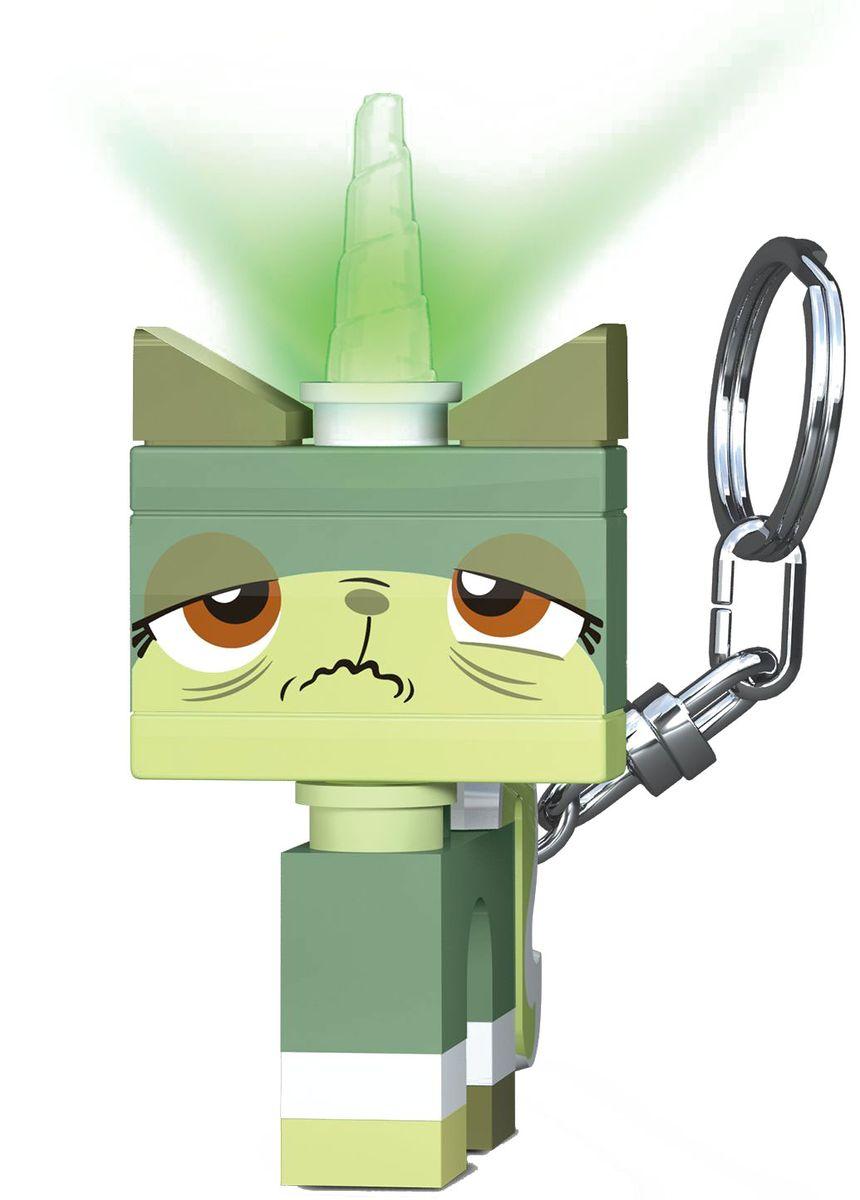 LEGO Movie Брелок-фонарик Queasy Kitty игровая приставка xbox one 500 гб the lego movie videogame