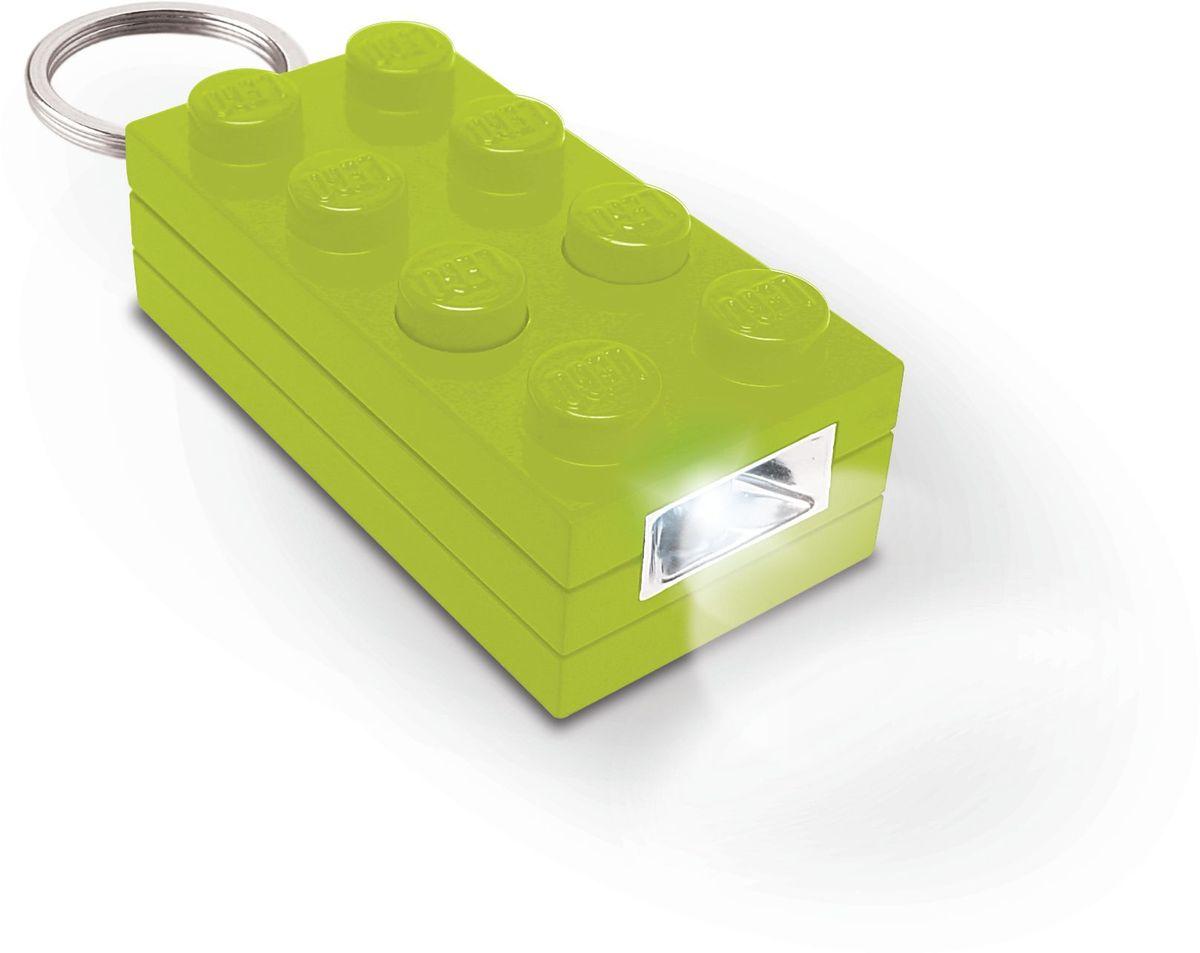 LEGO Friends Брелок-фонарик цвет лайм лего 42061 цена