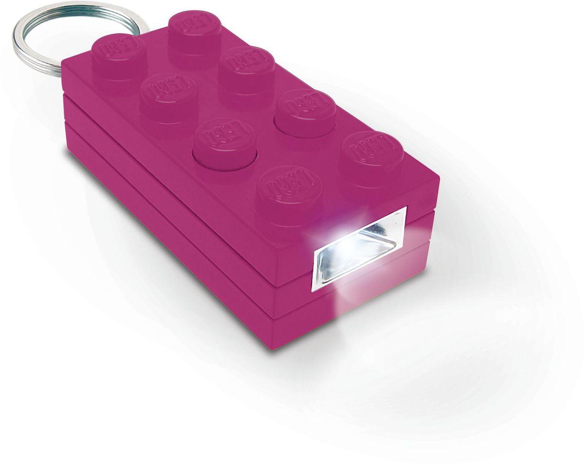 LEGO Friends Брелок-фонарик цвет лиловый лего 42061 цена