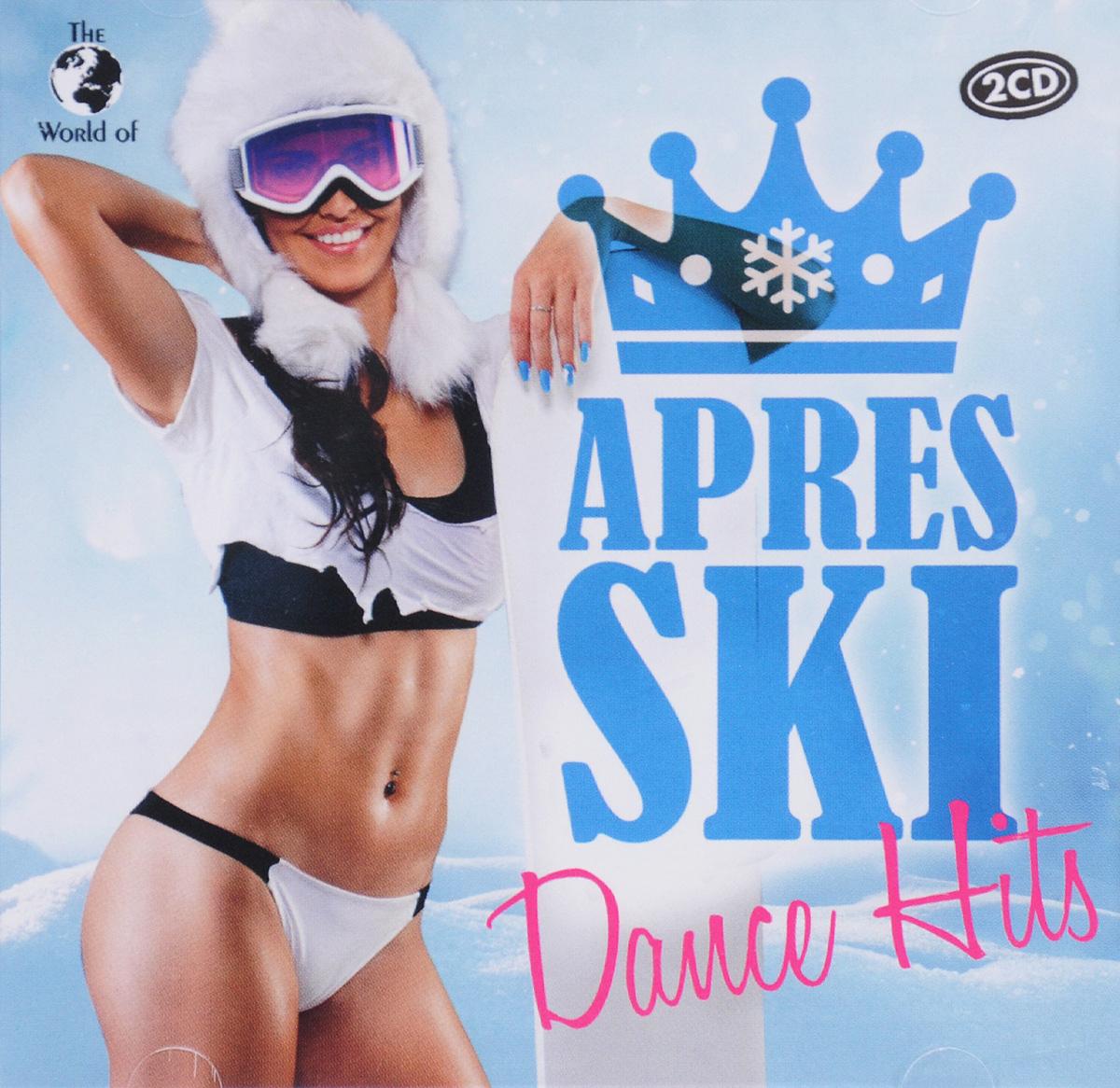 DJ Antoine,Italobrothers,Джин Илан,CJ Stone,Stard Ova,Майк Кэндис,U-Jean,Cascada,Ники Ромеро,Vicetone Apres Ski Dance Hits (2 CD)