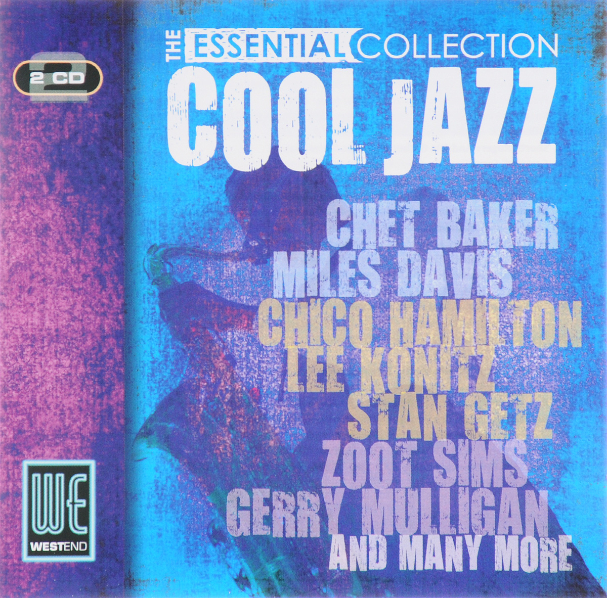 Jim Hall Trio,Chet Baker Quartet,Barney Kessel Quintet,Майлз Дэвис,Shorty Rogers and His Orchestra,Bill Perkins Quintet,Ли Кониц,The Dave Brubeck Quartet,Gerry Mulligan Quintet,Red Mitchell Sextet The Essential Collection. Cool Jazz (2 CD)