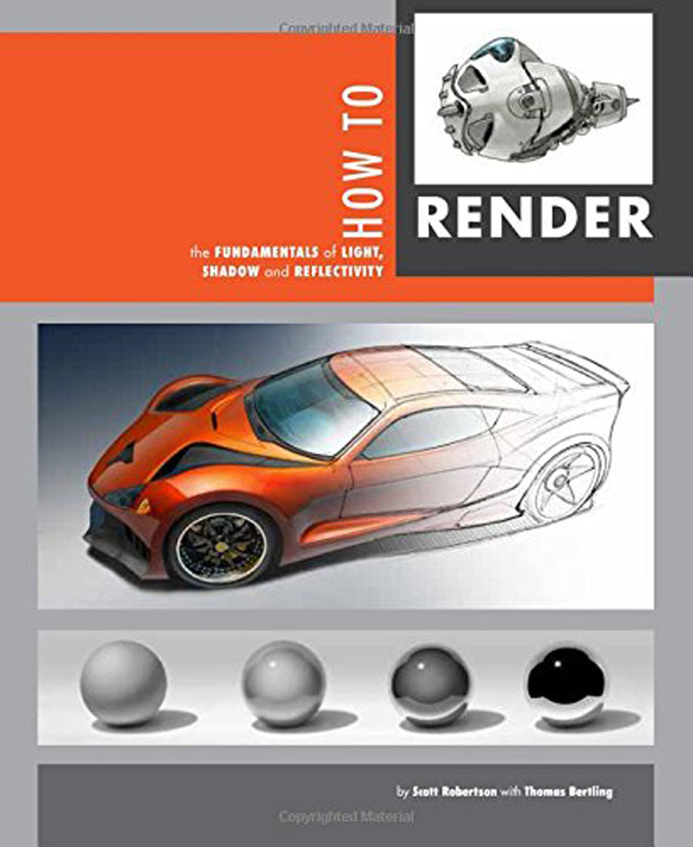 How to Render the Fundamentals of Light, Shadow and Reflectivity lights and surfaces