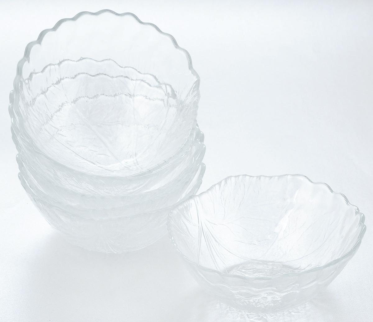 Набор салатников Pasabahce Султана, диаметр 12 см, 6 шт10286BНабор Pasabahce Султана состоит из 6 салатников, выполненных из высококачественного натрий-кальций-силикатного стекла. Такие салатники прекрасно подойдут для сервировки стола и станут достойным оформлением для ваших любимых блюд. Высокое качество и функциональность набора позволят ему стать достойным дополнением к вашему кухонному инвентарю.Можно мыть в посудомоечной машине и использовать в СВЧ.Диаметр салатника (по верхнему краю): 12 см.Высота салатника: 4,5 см.