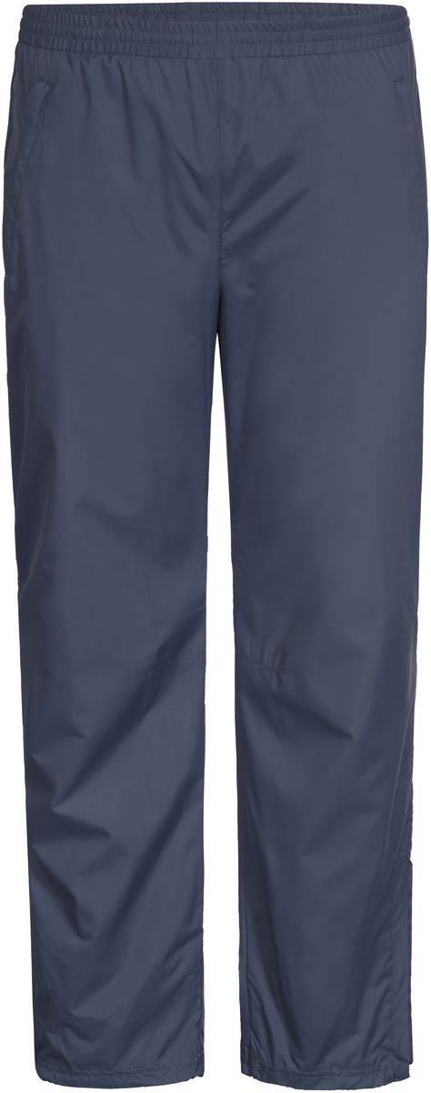 Брюки мужские Icepeak, цвет: синий. 757033555IV_345. Размер 52 брюки утепленные женские icepeak цвет темно синий 854020542iv 390 размер 34 40