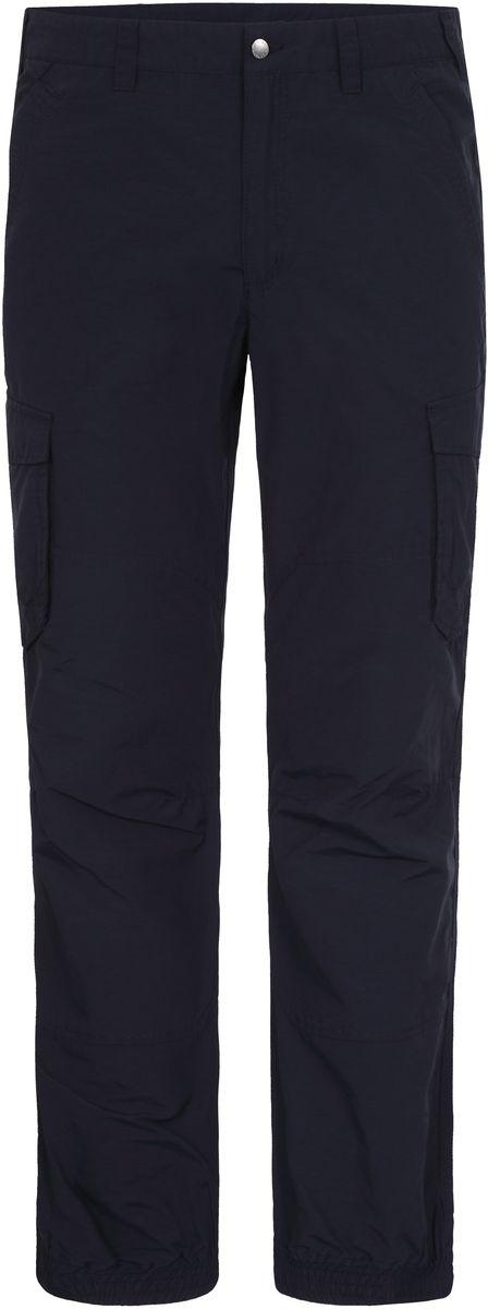 Брюки мужские Icepeak Engel, цвет: темно-синий. 757201583IVT_390. Размер 56 брюки утепленные женские icepeak цвет темно синий 854020542iv 390 размер 34 40
