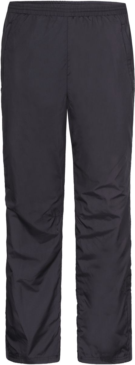 Брюки мужские Icepeak, цвет: черный. 757033555IV_990. Размер 50757033555IV_990Мужские брюки от Icepeak выполнены из высококачественного ветронепроницаемого материала. Модель прямого кроя на эластичной резинке с карманами.