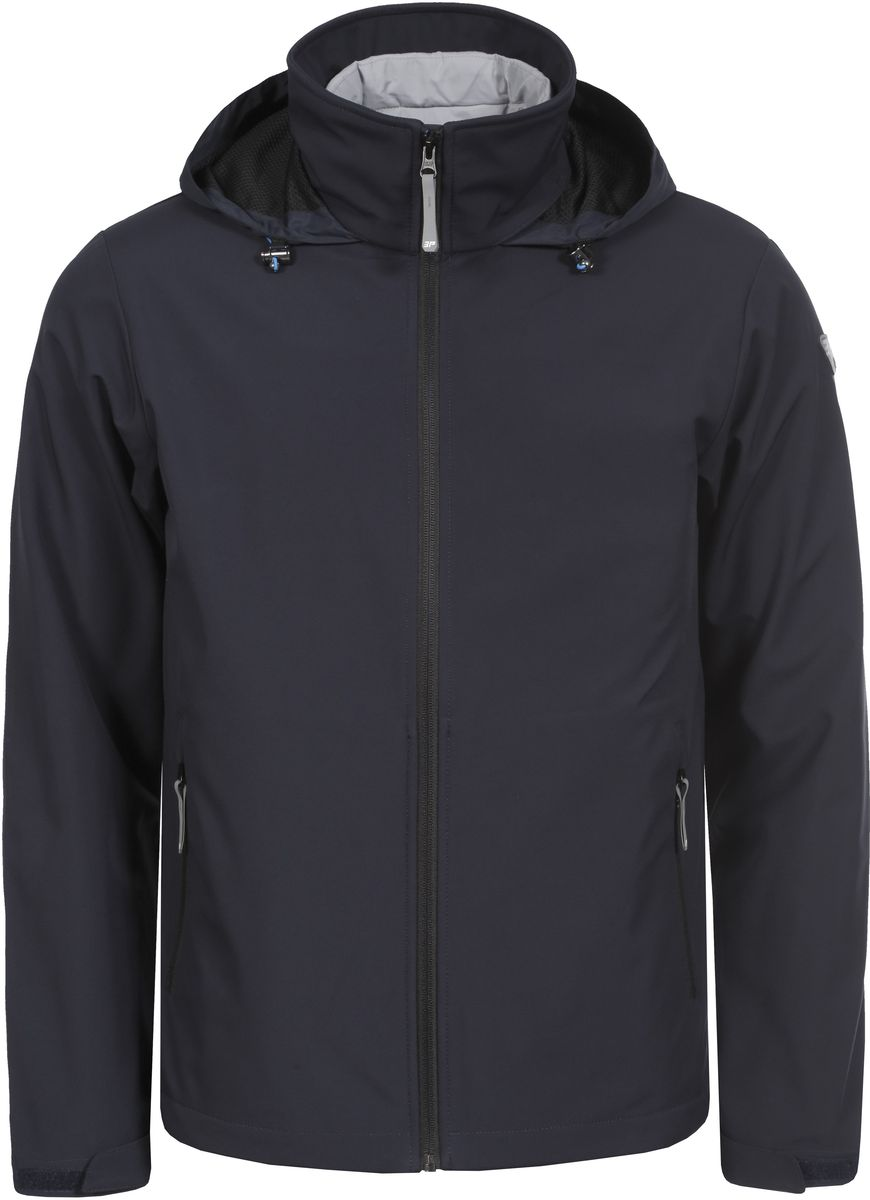 Куртка мужская Icepeak, цвет: темно-синий. 756012544IV_390. Размер M (50)