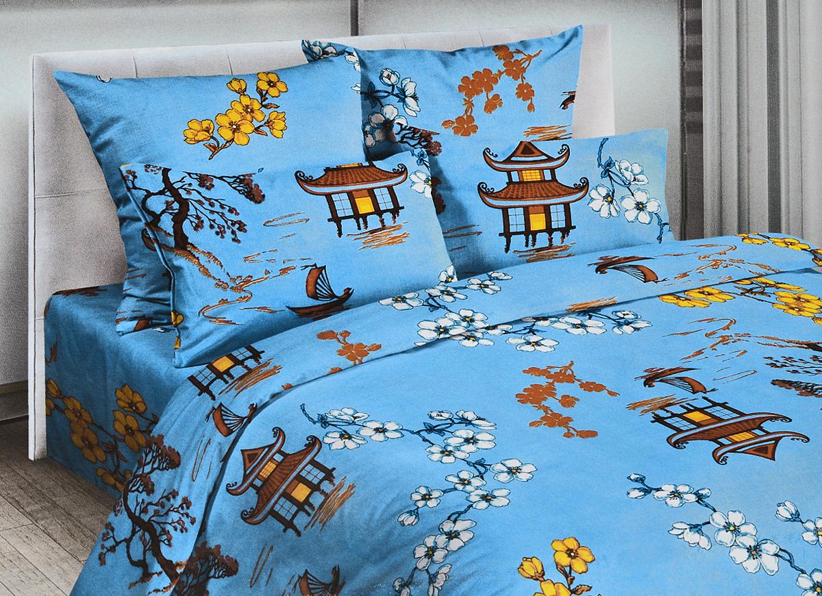 Комплект белья Letto Home Textile Традиция, 1,5-спальный, наволочки 70x70. В227-3В227-3Комплект постельного белья Letto Home Textile Традиция выполнен из классической российской бязи (хлопка). Комплект состоит из пододеяльника, простыни и двух наволочек. Постельное белье, оформленное красивым изображением, имеет изысканный внешний вид. Пододеяльник застегивается на молнию, наволочка - на клапан.Благодаря такому комплекту постельного белья вы сможете создать атмосферу роскоши и романтики в вашей спальне.