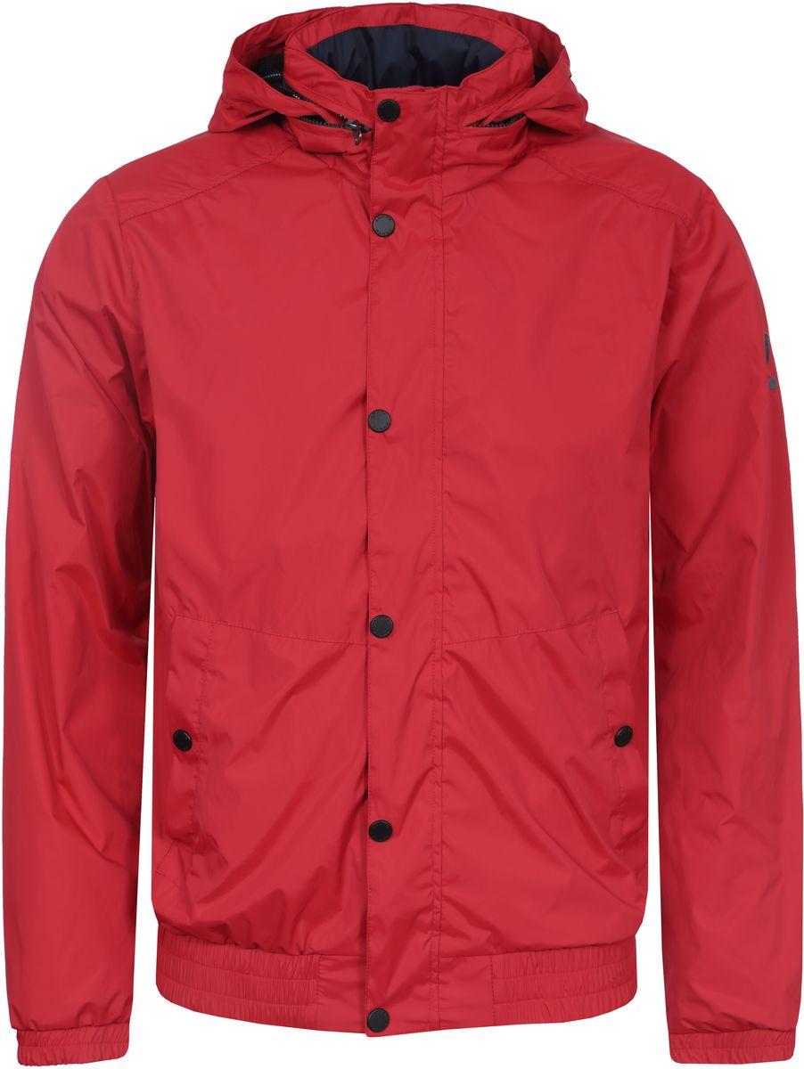 Ветровка мужская Luhta, цвет: красный. 737540388LVT. Размер