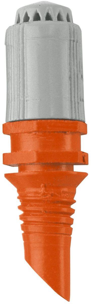 Микронасадка Gardena, 360°, 5 шт01365-29.000.00Микронасадка Gardena является элементом системы микрокапельного полива Gardena Micro-Drip-System и предназначена для мелкодисперсного орошения грядок. Дальность полива микронасадки составляет около 3 м. Повысить уровень расположения микронасадки можно с помощью надставки. Дальность действия микронасадки также регулируется с помощью запорного крана. Действие микронасадки охватывает сектор в 360°. В комплект поставки входят пять микронасадок.