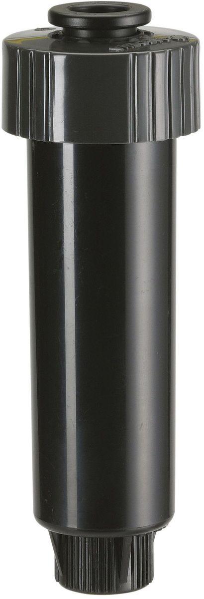 """Выдвижной полосовой дождеватель """"Gardena"""" используется на небольших  участках для равномерного полива растений. Изготовлен из высококачественных материалов и  отличается длительным сроком службы. Тонкий сетчатый фильтр подлежит регулярной очистке.  Резьба: 1/2 дюйм.  Дальность полива: 12 м."""
