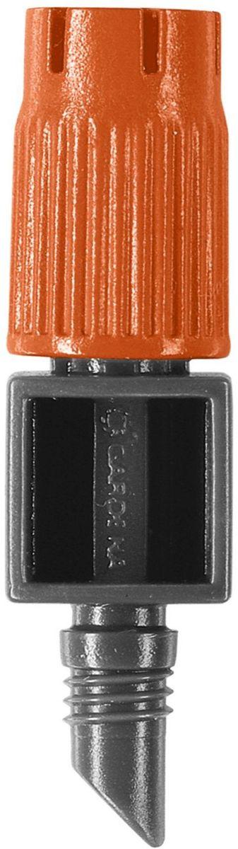 Микродождеватель Gardena, для малых площадей, резьба 13 мм (1/2), 10 шт ножницы для кустарников gardena accucut аккумуляторные