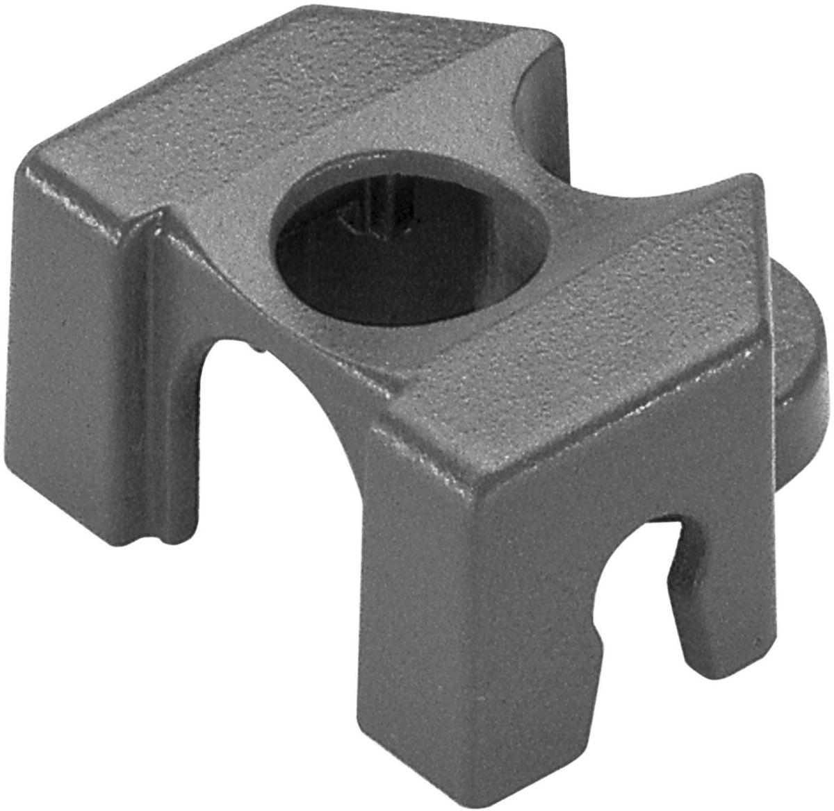 Крепление Gardena, резьба 4,6 мм (3/16), 5 шт08379-20.000.00Крепление Gardena предназначено для надежного закрепления шланга на жестком основании и микронасадок. Для удлинения насадки используется совместно с Т-образным соединителем Gardena и надставкой (не входят в комплект). Имеет длительный срок эксплуатации. В комплект входят 5 штук.Крепление: 4,6 мм.