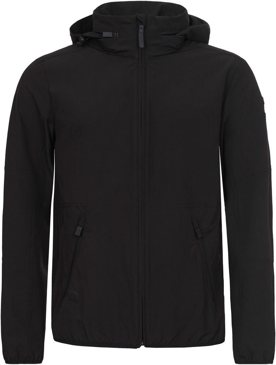 Ветровка мужская Luhta, цвет: черный. 737572595LVT. Размер 52 ветровка luhta ветровка