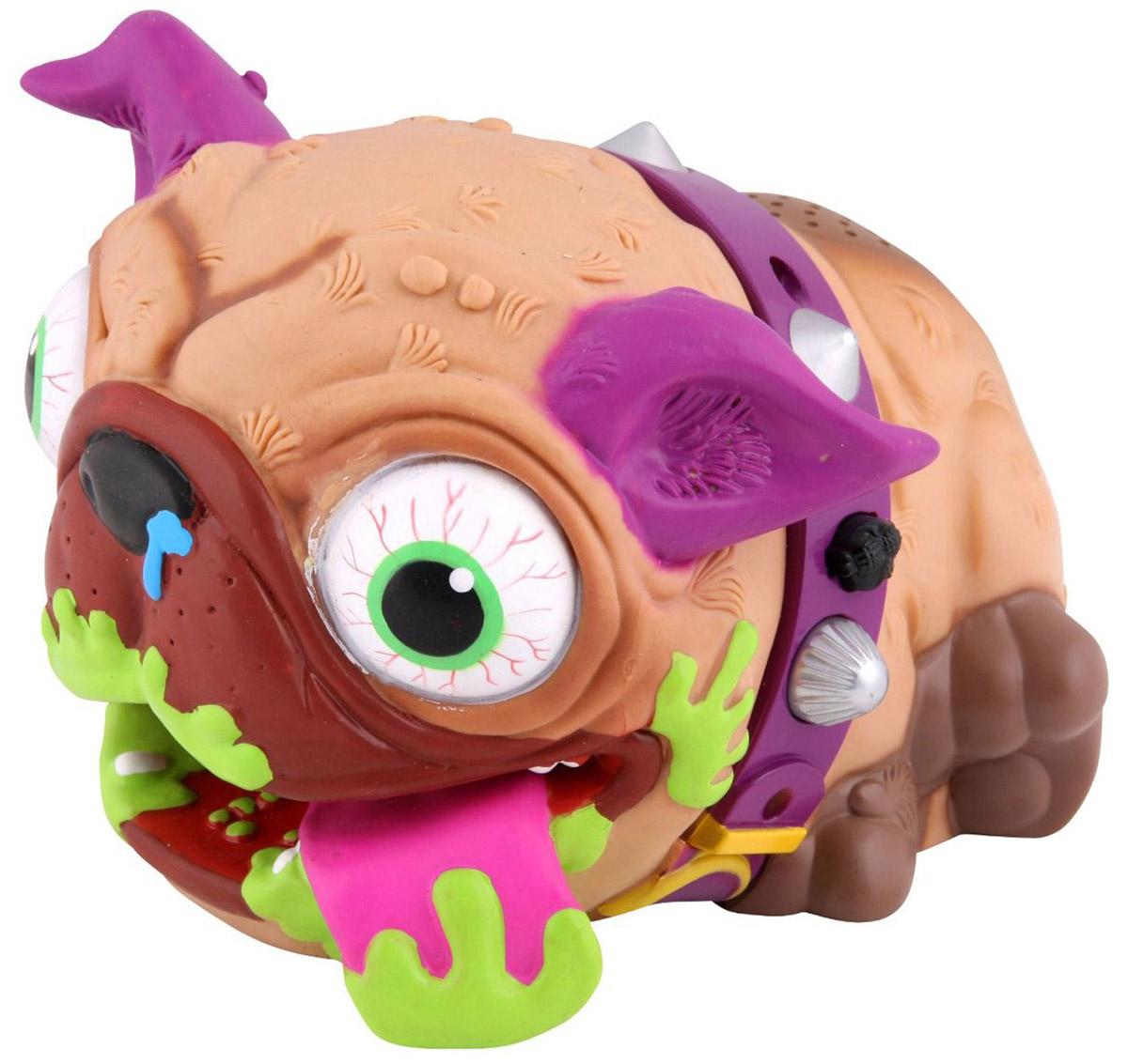 The Ugglys Электронная игрушка Мопс цвет ошейника фиолетовый - Интерактивные игрушки