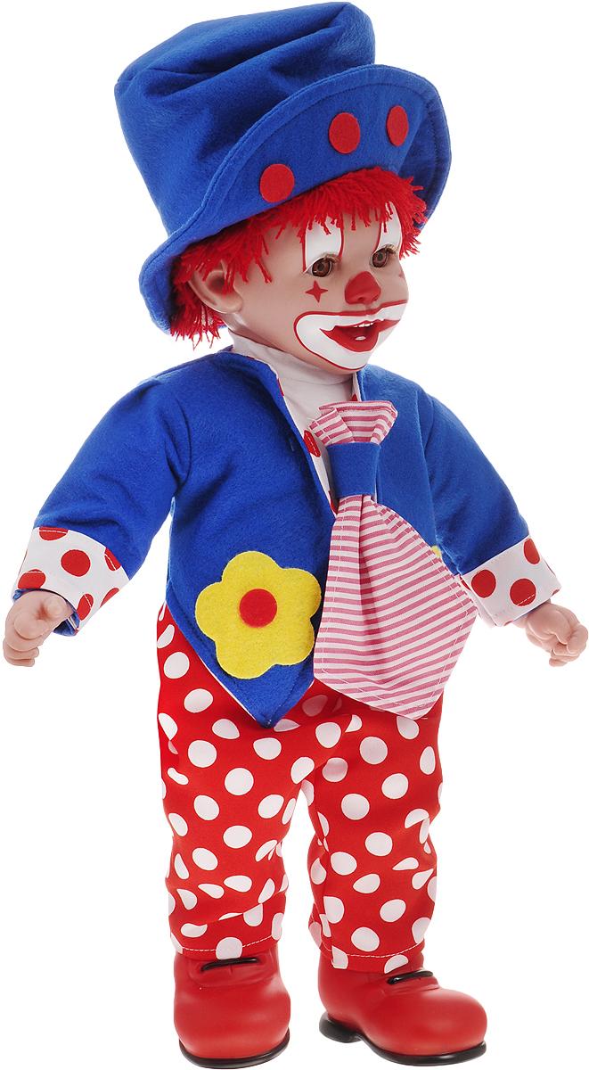 Arias Кукла Клоун 50 см Т59776 arias кукла клоун 38 см т59774