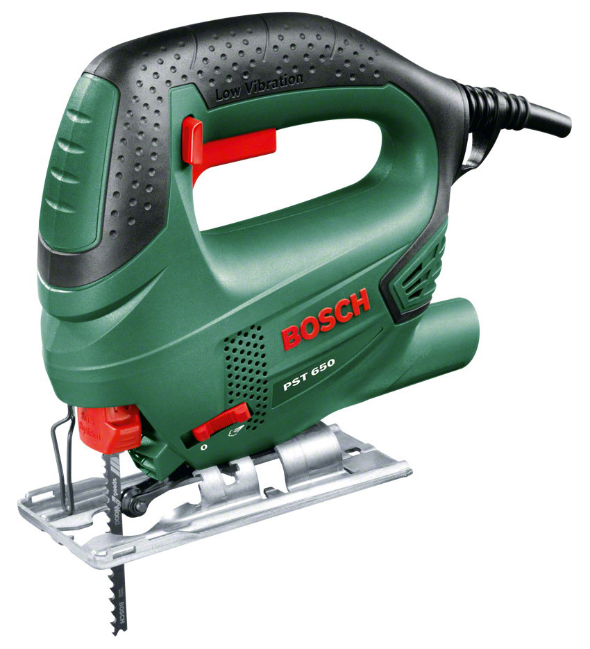 Электролобзик Bosch PST 650 (06033A0720) pst 750 pe bosch цена