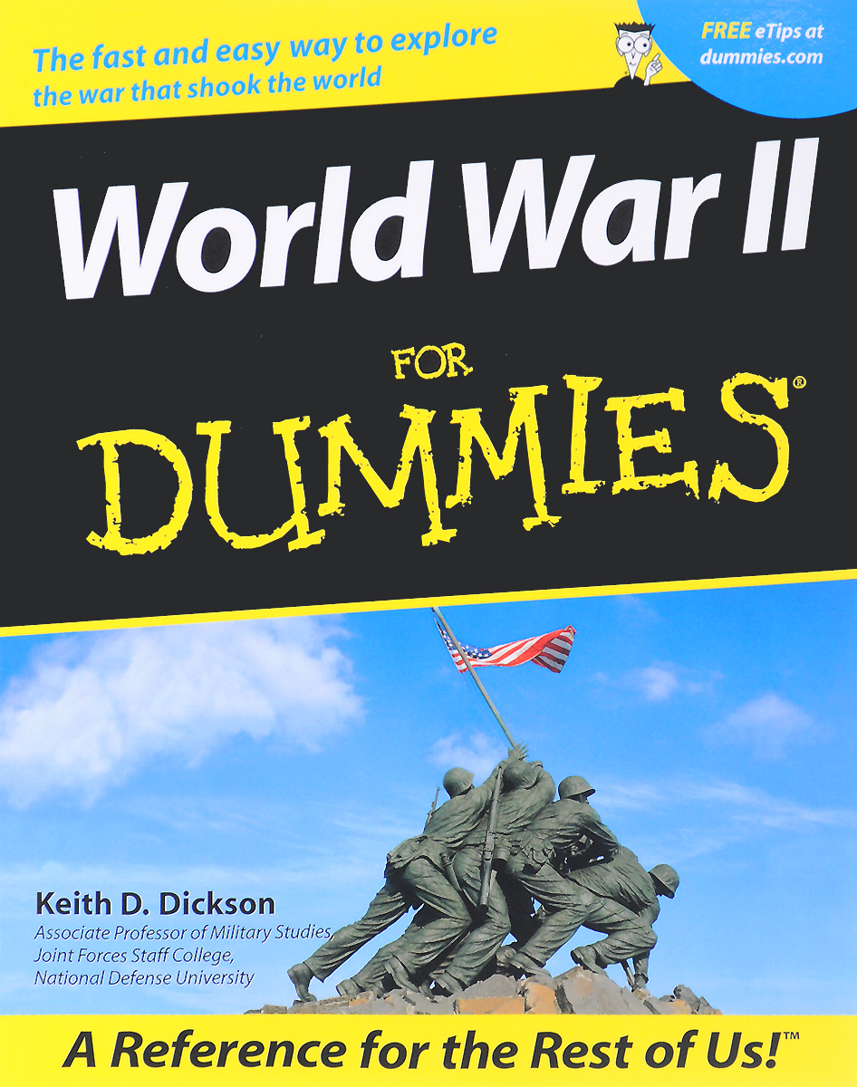 все цены на World War II For Dummies® в интернете