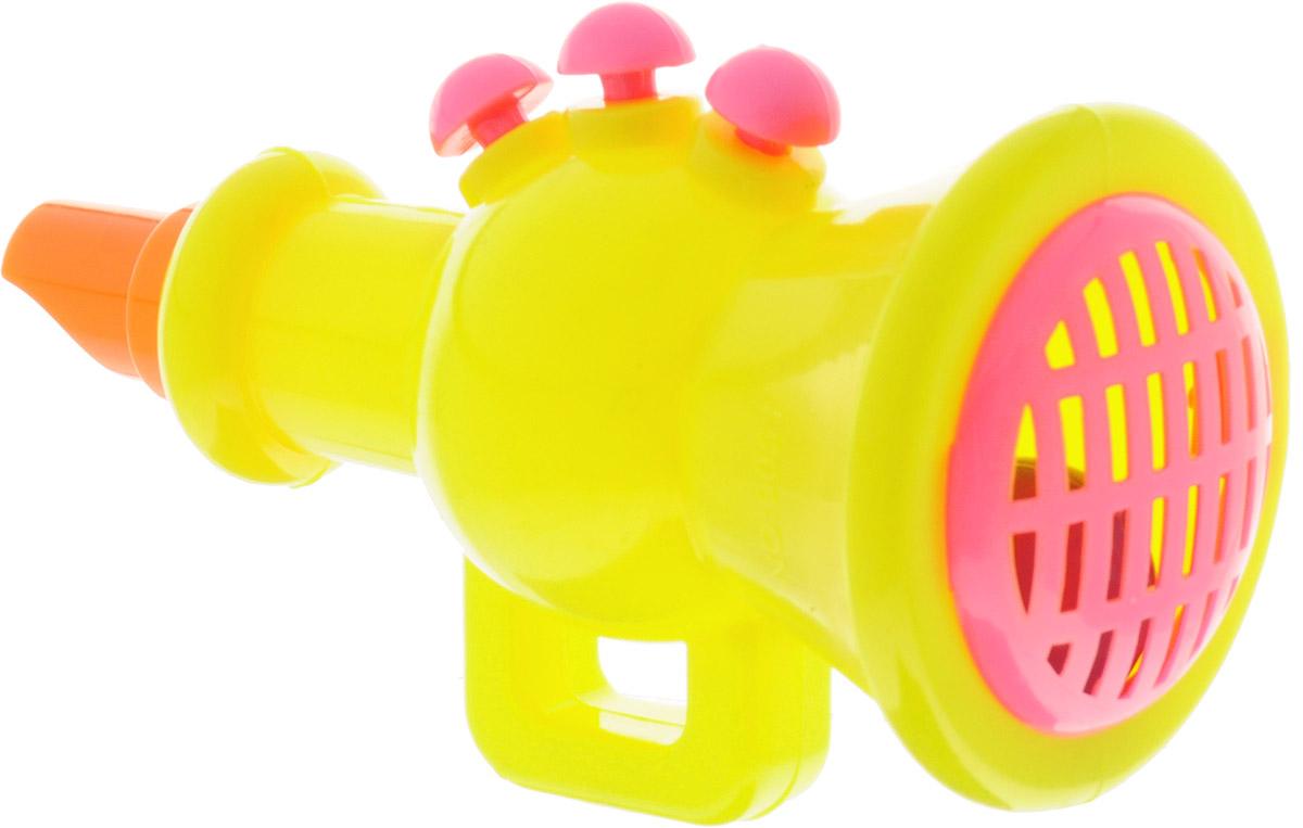 1TOY Труба цвет желтый 1toy мотороллер детский треколесный