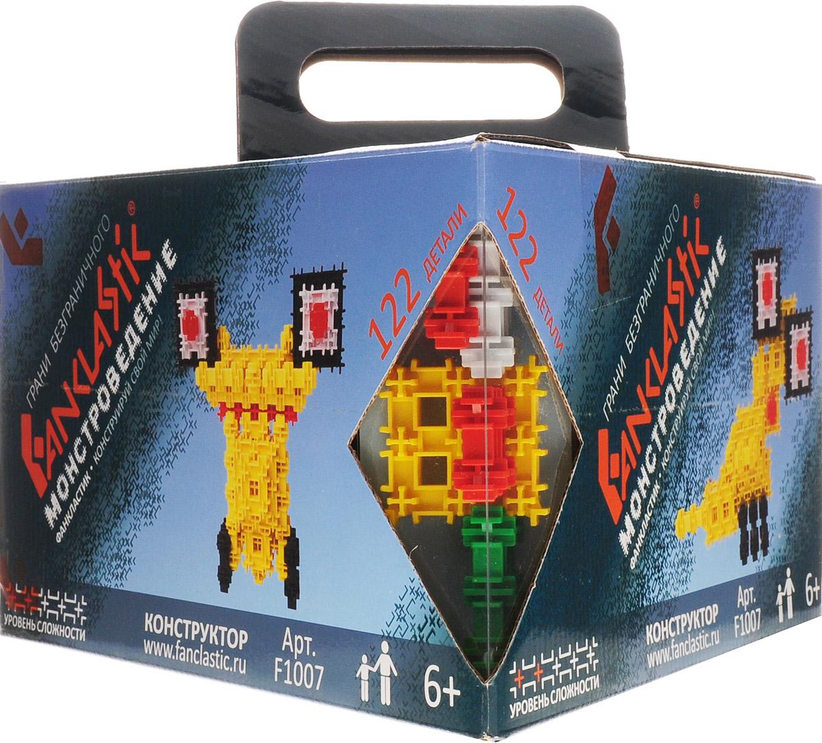 Fanclastic Конструктор Монстроведение конструктор fanclastic набор монстроведение количество деталей 122 шт f1007