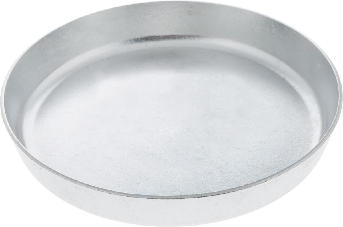 """Сковорода Алита """"Дарья"""" изготовлена из литого алюминия. Она идеально подходит для жарки мяса, запекания, тушения овощей, еда в такой посуде не пригорает, а томится как в русской печи. Толстостенная сковорода обеспечивает быстрое и равномерное распределение тепла по всей поверхности. Сковорода экологически безопасная и не подвергается деформации. Такая сковорода понравится как любителю, так и профессионалу. Сковорода подходит для использования на всех типах плит, кроме индукционных. Диаметр сковороды по верхнему краю: 26 см. Высота стенки: 4 см."""