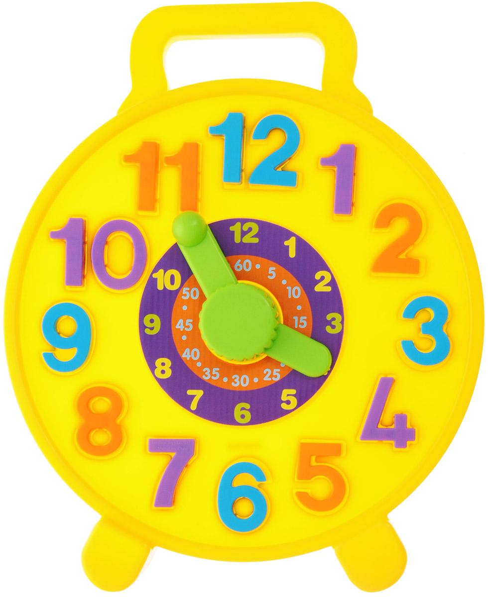 Simba Развивающая игрушка Часики автотрек dickie simba 3083077 спайдер мэн