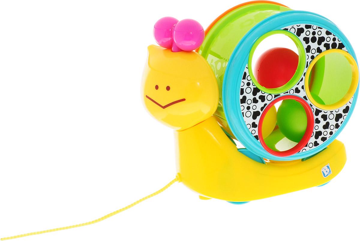 B Kids Развивающая игрушка Веселая улитка, Bluebox