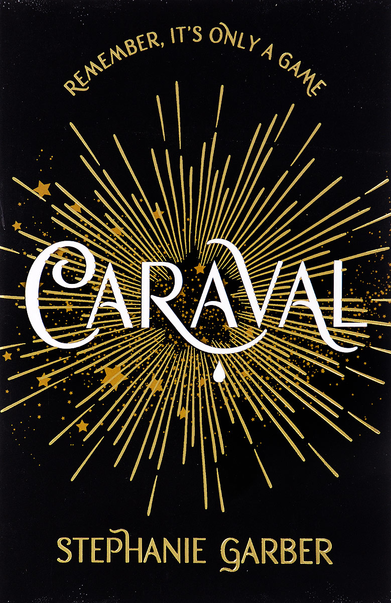 Caraval what she left
