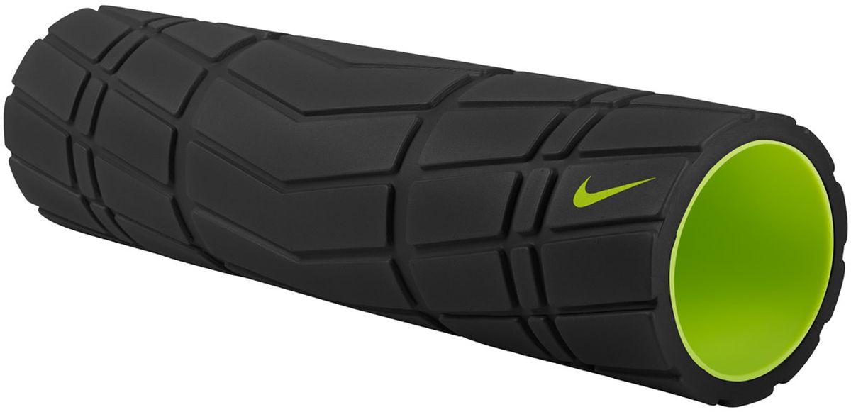 Массажный роллер Nike Recovery Foam Roller 20inN.ER.33.023.20Текстурированная поверхность помогает прорабатывать изолированно отдельные мышечные группы. Жесткая полая пластиковая сердцевина для более интенсивного массажа. Легкий, портативный дизайн. Длина 20 (50.8 см)
