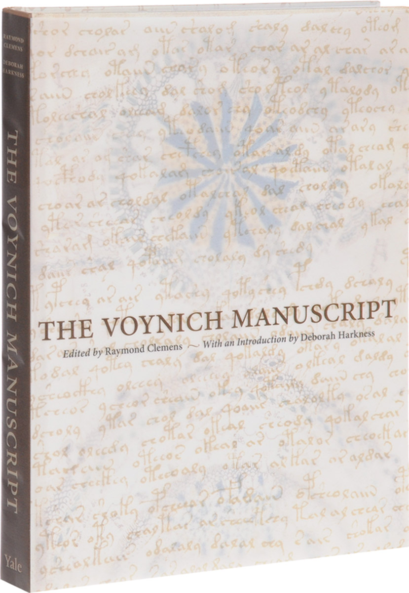 The Voynich Manuscript manuscript found in accra