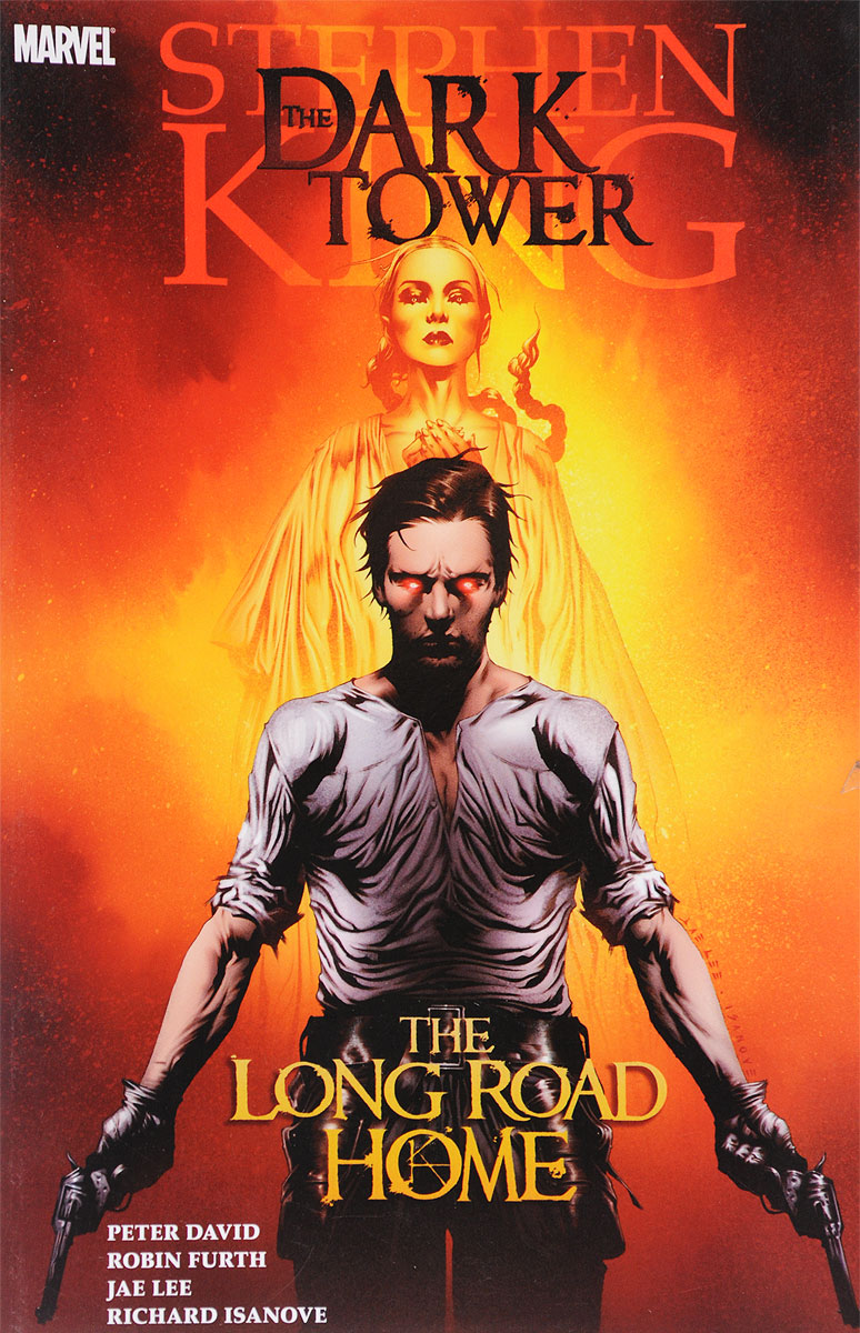 Stephen King's Dark Tower: The Long Road Home stephen fry the liar