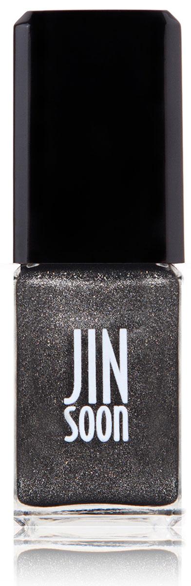 JINsoon Лак для ногтей №123 Mica 11 млJS123Лак для ногтей JINsoon Mica – темно-серый оттенок высокой плотности с металлическим финишем. Безопасная, здоровая формула big 5 free (не содержит формальдегид, толуэн, дибутилфталат,камфору и формальдегидные смолы), предотвращает повреждение ногтей и уменьшает воздействие потенциально вредных токсинов.