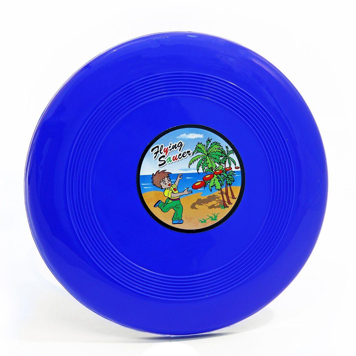 Veld-Co Летающая тарелка диаметр 14 см 43913 набор для игры с песком veld co самосвал с формочками в ассортименте