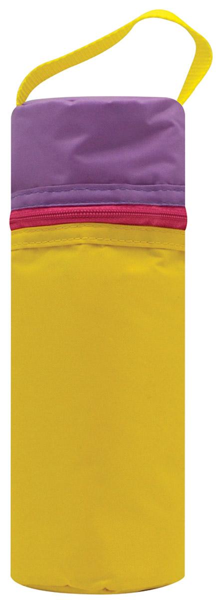 Lubby Термосумка для бутылочек цвет сиреневый желтый