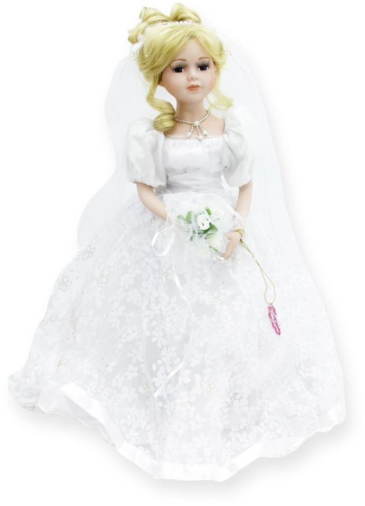 Lisa Jane Кукла фарфоровая Сара куклы lisa jane кукла фарфоровая сара 18
