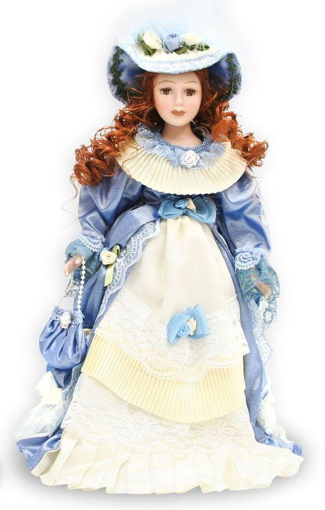 Lisa Jane Кукла фарфоровая Маргарет куклы lisa jane кукла фарфоровая сара 18
