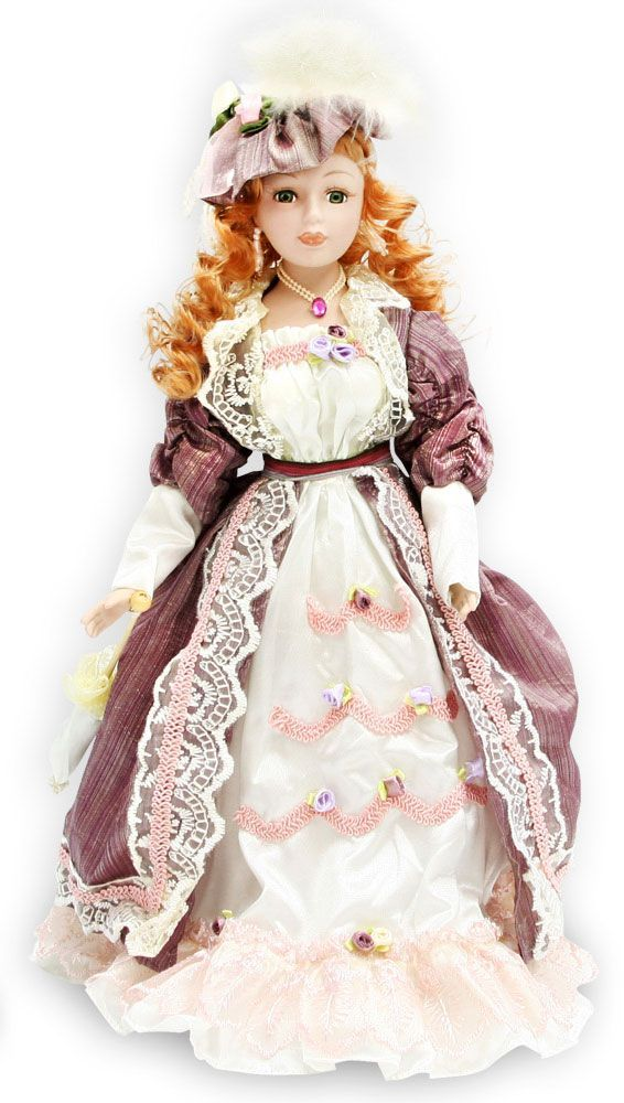 Lisa Jane Кукла фарфоровая Ребекка куклы lisa jane кукла фарфоровая ребекка