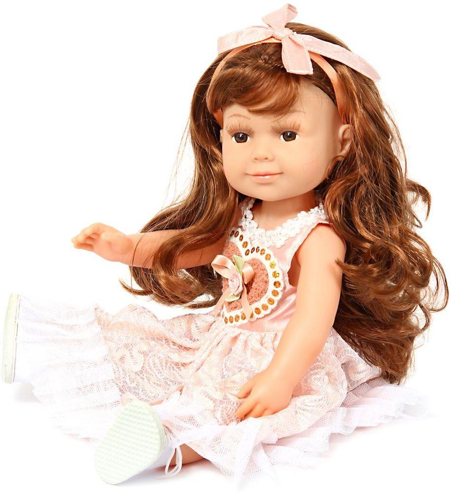 Lisa Jane Кукла Кира белые женские ботиночки