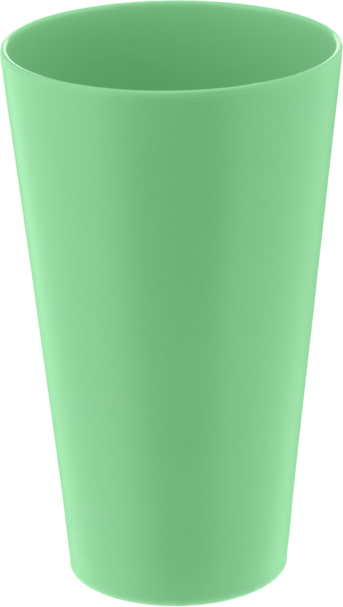 Стакан House & Holder, цвет: салатовый, 570 млM-218_салатовыйСтакан House & Holder изготовлен из прочного высококачественного полипропилена. Изделие предназначено для воды, сока и других напитков. Стакан сочетает в себе яркий дизайн и функциональность. Благодаря такому стакану пить напитки будет еще вкуснее.Стакан House & Holder можно использовать дома, на даче или на пикнике. Диаметр стакана (по верхнему краю): 9 см. Высота стакана: 15 см. Диаметр основания: 6 см.