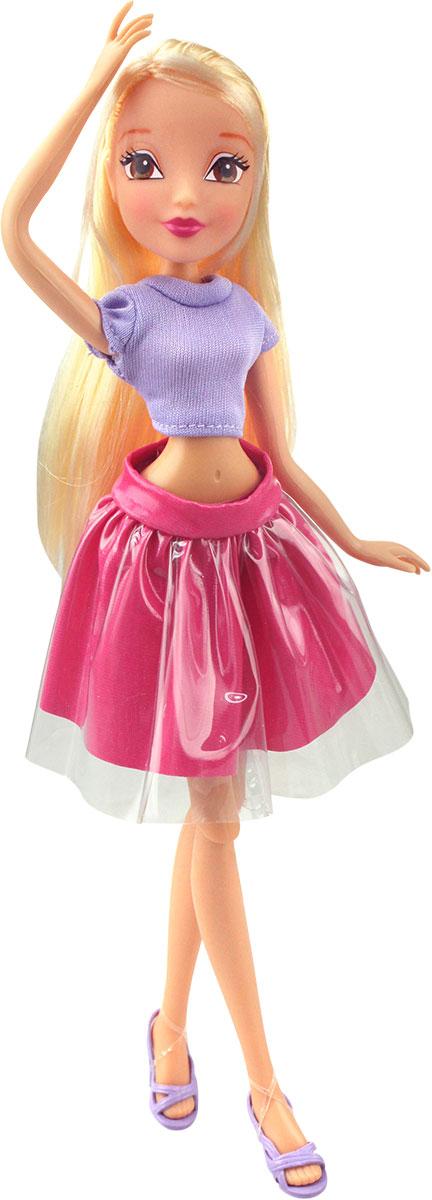 Winx Club Кукла Городская магия 2 Stella кукла winx club городская магия стелла