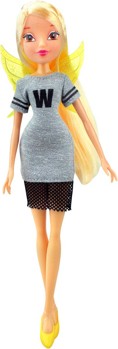 Winx Club Кукла Мода и магия-3 Stella куклы winx кукла winx club мода и магия 3 tecna
