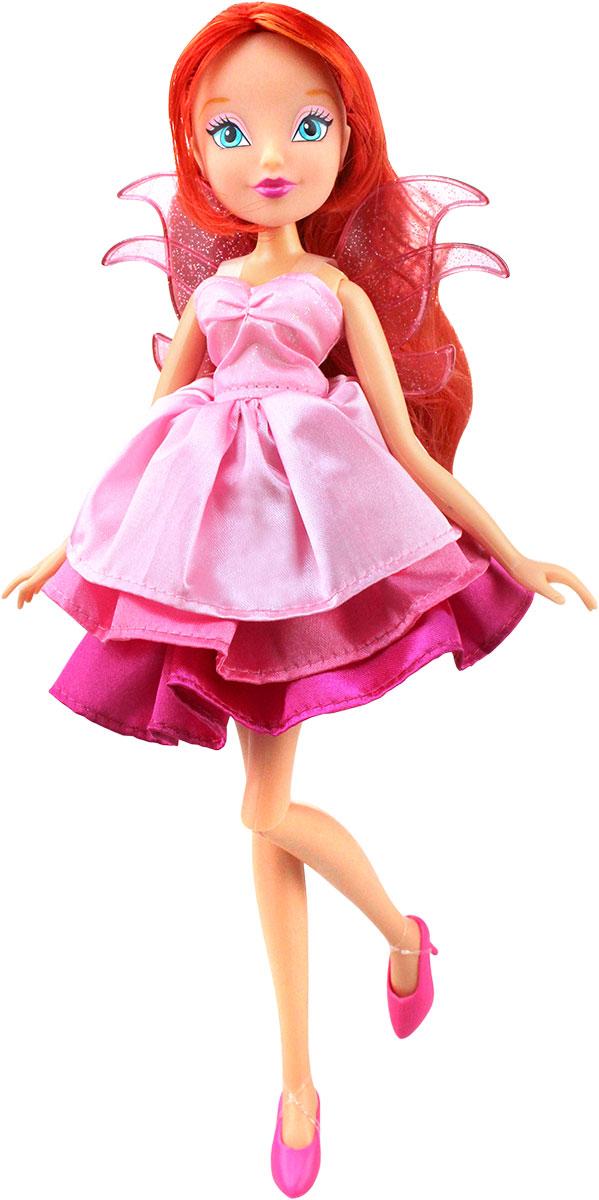 Winx Club Кукла Волшебное платье Bloom куклы winx кукла winx club волшебное платье bloom