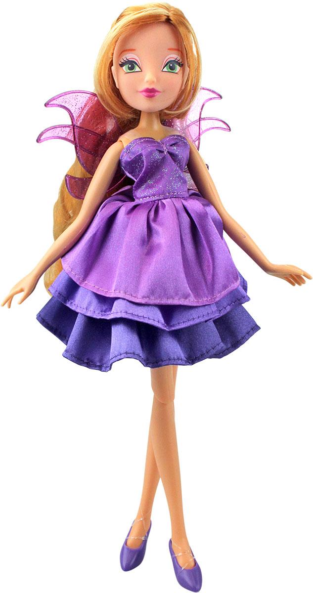 Winx Club Кукла Волшебное платье Flora winx club кукла волшебное платье flora