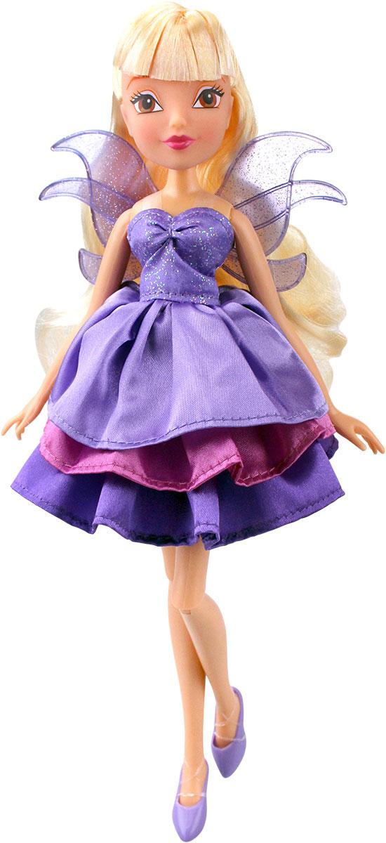 Winx Club Кукла Волшебное платье Stella вечернее платье