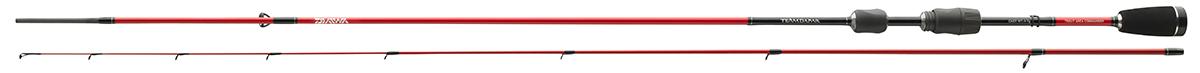 Спиннинг штекерный Daiwa TD Trout Area Commander, 2 м, 1-7 г61191Мощное удилище для ловли окуня, голавля и форели. Модель также может быть использована для спиннинговой ловли с крупными воблерами. Мягкая вершинка отлично отрабатывает рывки крупной рыбой. С этим удилищем вы всегда будете контролировать ситуацию. Длинная верхняя часть обеспечивает оптимальный рычаг, который вы можете с успехом применять во время вываживания крупного хищника.