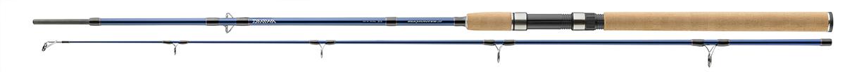 Спиннинг штекерный Daiwa Seahunter X, 2,4 м, 100-200 г daiwa harrier x match 2553 x