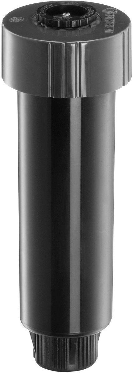 Дождеватель Gardena, выдвижной, площадь полива 80 м201569-27.000.00Дождеватель выдвижной Gardena – предназначен для полива небольших газонов площадью до 80 м2. Дальность полива регулируется в пределах от 2,5 до 5 метров, при этом плавность регулировки сектора полива в диапазоне от 5° до 360°. Оснащен встроенным фильтром очистки воды. При достаточной влажности почвы подача воды может отключаться.