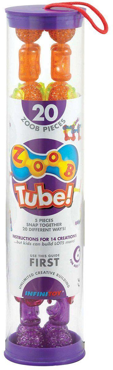 Zoob Конструктор Sparkle Tube 20