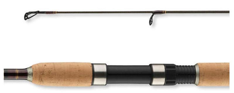 Спиннинг штекерный Daiwa Exceler Jigger, 2,7 м, 8-35 г61189Классические, чувствительные удилища для джиговой ловлиоснащены чувствительной вершинкой для максимального контролямягких пластиковых приманок и воблеров. Прочный бланк обладаетдостаточным потенциалом для вываживания любой рыбы. Оснащеныкольцами на одной лапке.