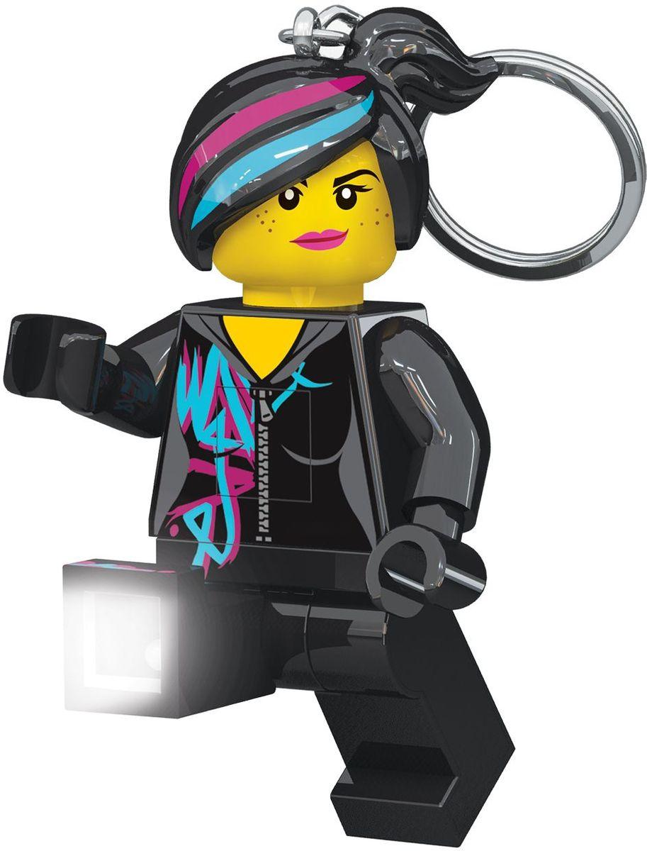 LEGO Movie Брелок-фонарик Wyldstyle lego lego брелок для ключей джестро